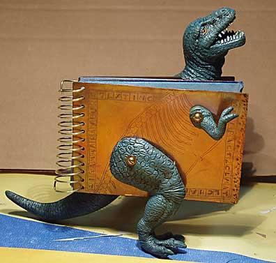 7 Extinction Events dinosaur book